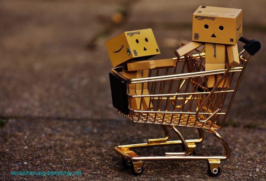 Haftpflichtversicherung Online-Händler